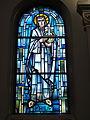 Saint Charles Seminary (Carthagena, Ohio), Chapel of the Assumption, stained glass, St. Phillip.jpg