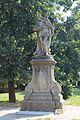 Saint Emeric sculpture in Gödöllő 01.JPG