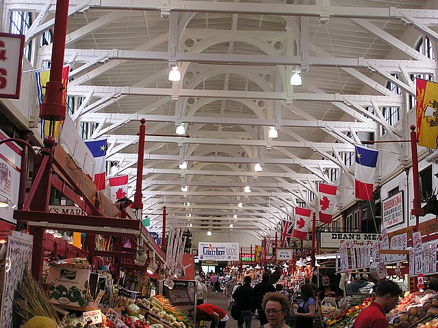City Market By DDD DDD (Own work) [Public domain], via Wikimedia Commons