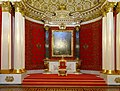 Saint Petersburg Hermitage Small Throne Room 01.jpg