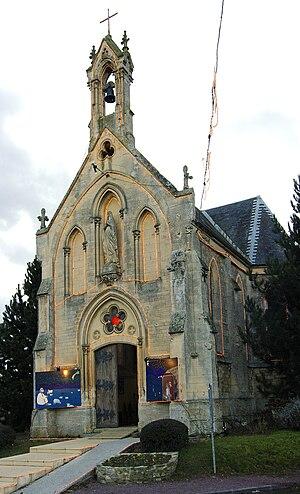 Sainte-Honorine-du-Fay - Chapelle de Jalousie