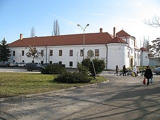Šaľa Town in Slovakia
