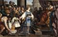 Salomone e la Regina di Saba - Berrettini.png