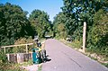 Saltford - junction of cycle routes - geograph.org.uk - 47265.jpg