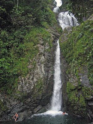 Orocovis, Puerto Rico - Salto Doña Juana