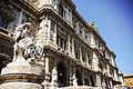 Salvio Giuliano Monument in front of the Palace of Justice, Rome (Palazzo di Giustizia), Prati District, Rome, Italy.jpg