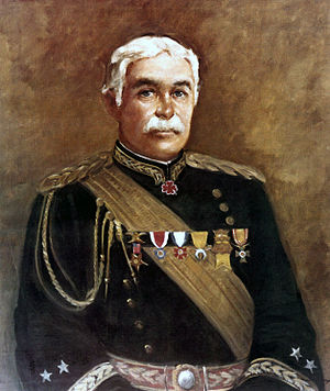 Samuel Baldwin Marks Young - General Samuel B. M. Young, official portrait by Marion Potter Sharpe