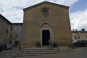 San Gimignano-Piazza