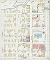 Sanborn Fire Insurance Map from Muncie, Delaware County, Indiana. LOC sanborn02433 002-2.jpg