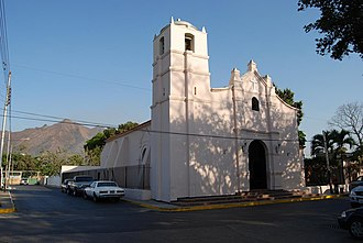 San Diego Municipality, Carabobo - San Diego church