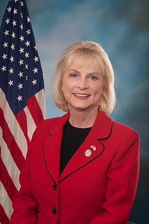 Florida's 24th congressional district - Image: Sandy Adams, Official Portrait, 112th Congress