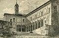 Sant'Onofrio a Roma, dove il 25 aprile 1595 morì Torquato Tasso.jpg