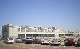 Santa Fe Freight Depot - Santa Fe Freight Depot, 2008