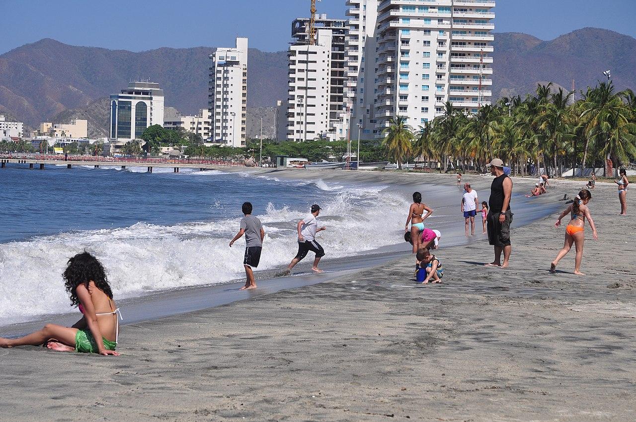 Santa Marta Colombia  city photos gallery : Santa Marta Colombia Wikimedia Commons