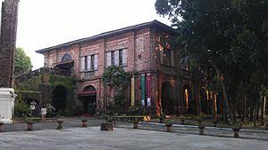 Sarrat - Santa Monica Parish Museum