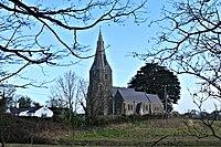 Santes Gathrin Llanfaes Biwmares St Catherine's Church Sir Fon Beaumaris Anglesey Wales 20.JPG