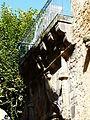 Sarlat-la-Canéda hôtel Cidrac porche (1).JPG
