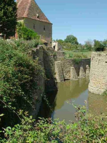 Château de Sarzay
