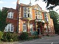 Sash window project at Kingston Register Office, Royal Borough of Kingston upon Thames, Image.JPG