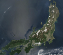 Satellite image of Honshu in May 2003.png