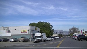 Saticoy, California - Image: Saticoy