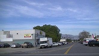 Saticoy, California - Image: Saticoy