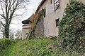 Scheinfeld, Schwarzenberg, Stückturm, Kleiner Beamtenbau, Feldseite 20170423 001.jpg