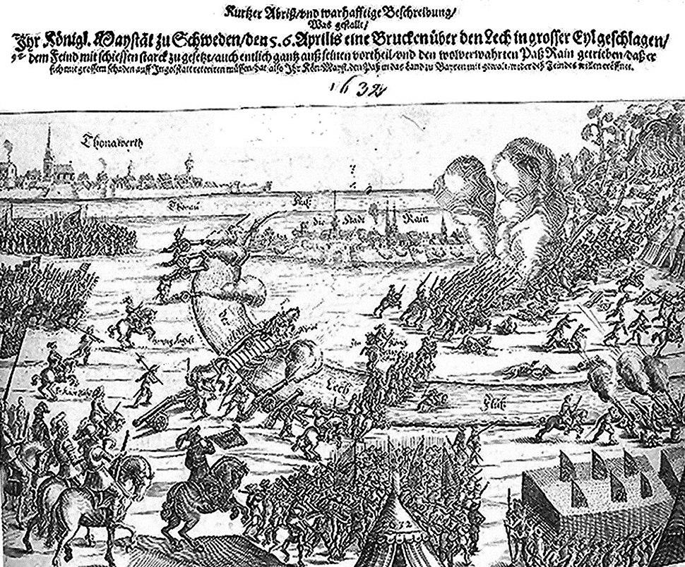 Schlacht bei Rain am Lech 1632