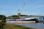 Schleswig-Holstein, Wewelsfleth, Peters Werft und Peking NIK 9172.jpg