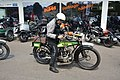 Schleswig-Holstein, Wilster, Zehnte Internationale VFV ADAC Zwei-Tage-Motorrad-Veteranen-Fahrt-Norddeutschland und 33te Int-Windmill-Rally NIK 3870.jpg
