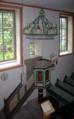 Schlitz Hartershausen Protestant Church Pulpit osi.png
