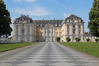 Augustusburg and Falkenlust Palaces, Brühl - Schloss Augustusburg