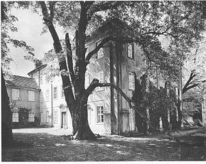 Schönhausen - Bismarck's birthplace, 1921