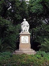 Schubert-Denkmal im Wiener Stadtpark (Quelle: Wikimedia)