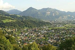 Schwarzach, Vorarlberg Place in Vorarlberg, Austria