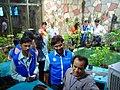 Science Career Ladder Workshop Participants Visiting Science City - Indo-US Exchange Programme - Kolkata 2008-09-17 01286.JPG