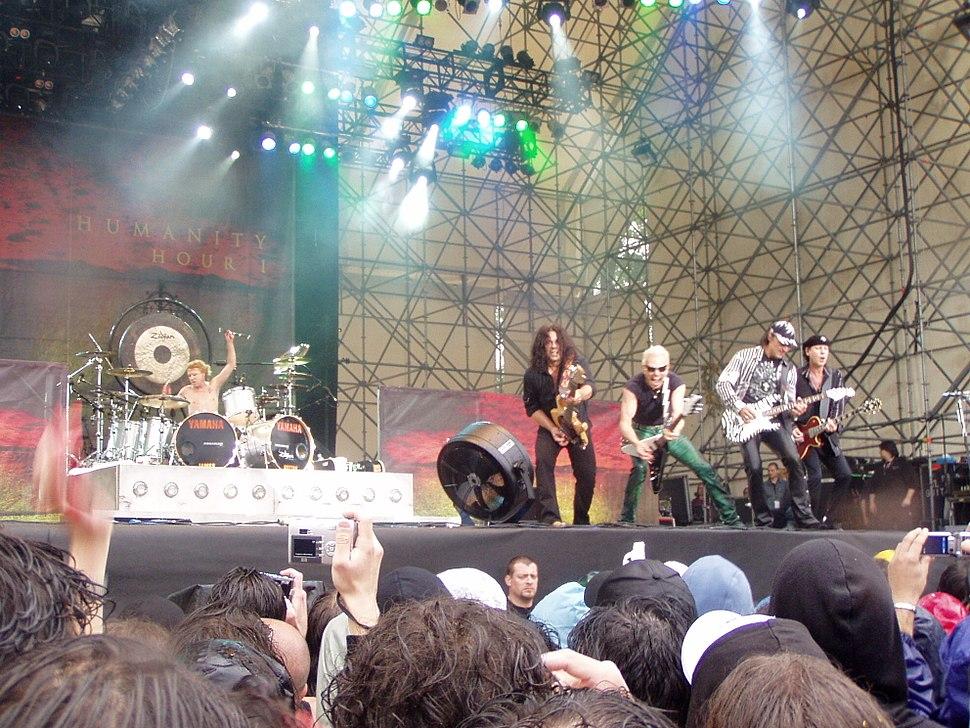 Scorpions (10)