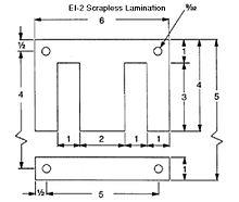 Electronics/Transformer Design - Wikibooks, open books for