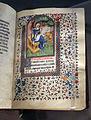 Scuola francese, libro d'ore, aprile (san marco), parigi, 1425-50 ca. 02.JPG