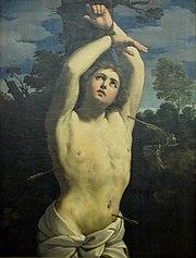 Saint Sébastien de Guido Reni, musées du Capitole