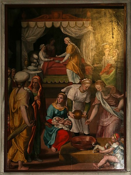 File:Sebastiano vini, nascita di Maria Vergine, 01.jpg