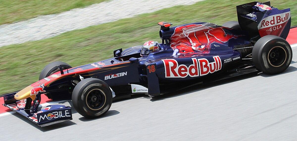 Scuderia Toro Rosso – Wikipedia