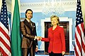 Secretary Clinton Meets With Libyan National Security Advisor (3486896374).jpg