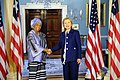 Secretary Clinton Shakes Hands With Liberian President Ellen Johnson Sirleaf (5864502659).jpg