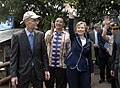 Secretary Clinton Walks Through walk through Petojo Utara Neighborhood (3294843463).jpg