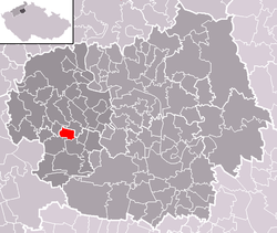 Location of Sedlec