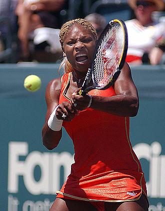 Sportswoman of the Year Award - Serena Williams