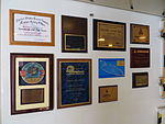 Serenade of the Seas plaques.JPG