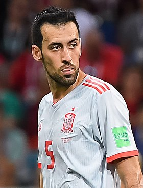 Image illustrative de l'article Sergio Busquets