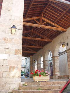 La Bastide-de-Sérou Commune in Occitanie, France